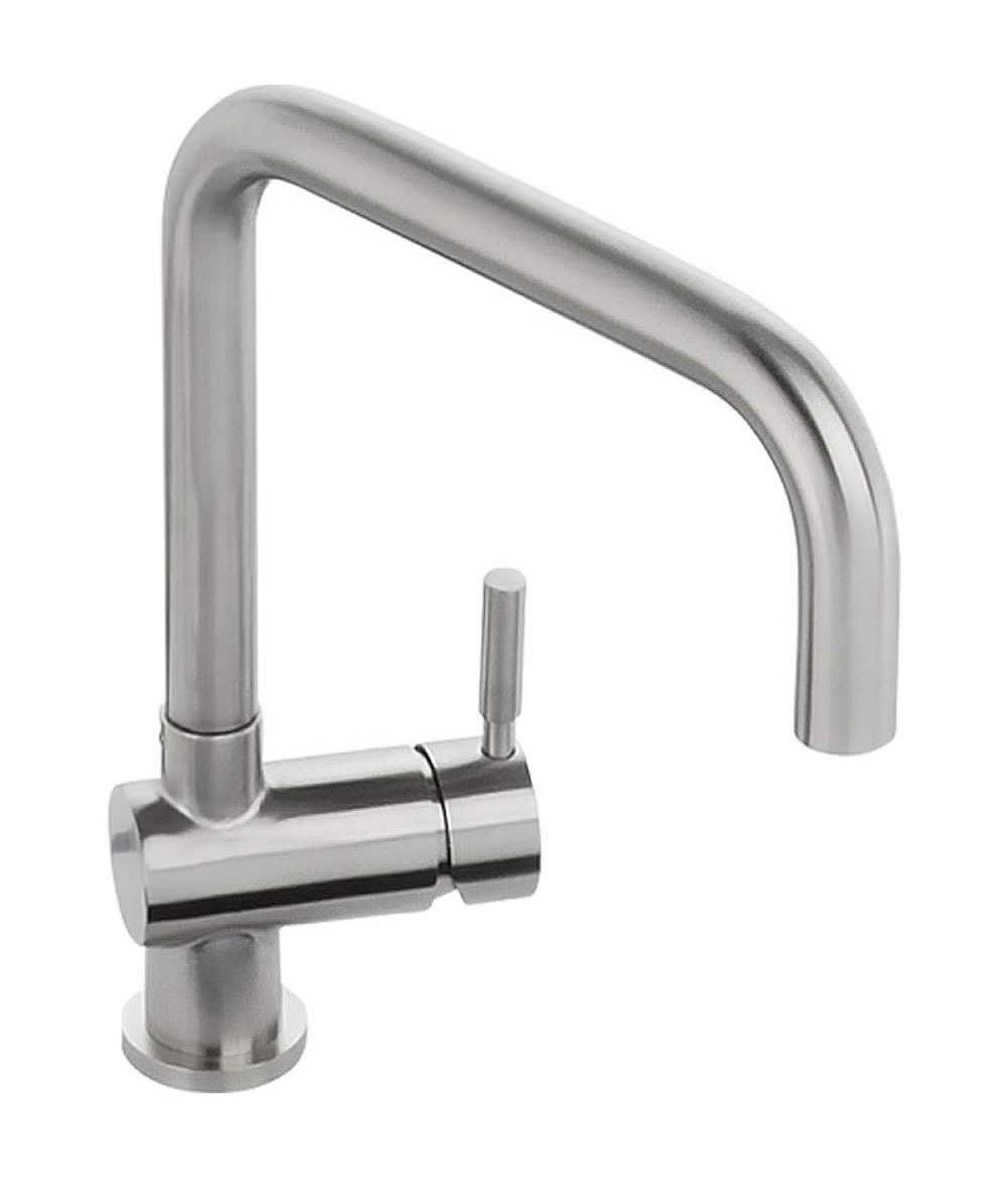 Large Bore Kitchen Taps
