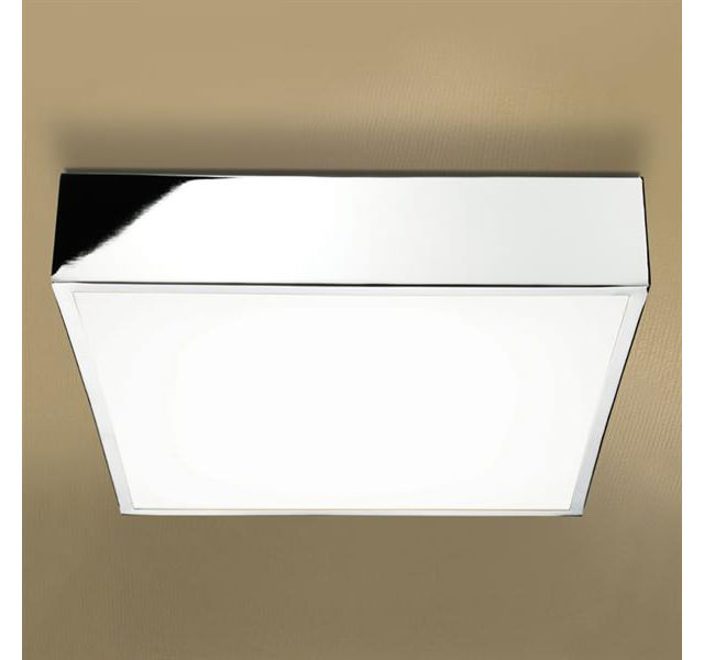 Hib Inertia Square Led Illuminated Ceiling Light
