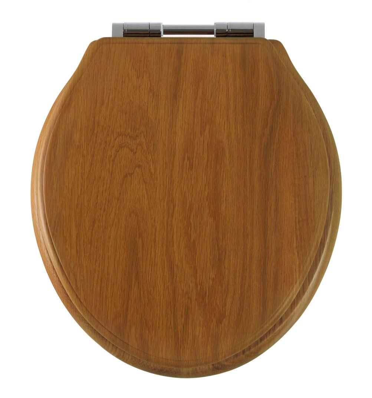 Roper Rhodes Greenwich Solid Wood Toilet Seat 8099asc