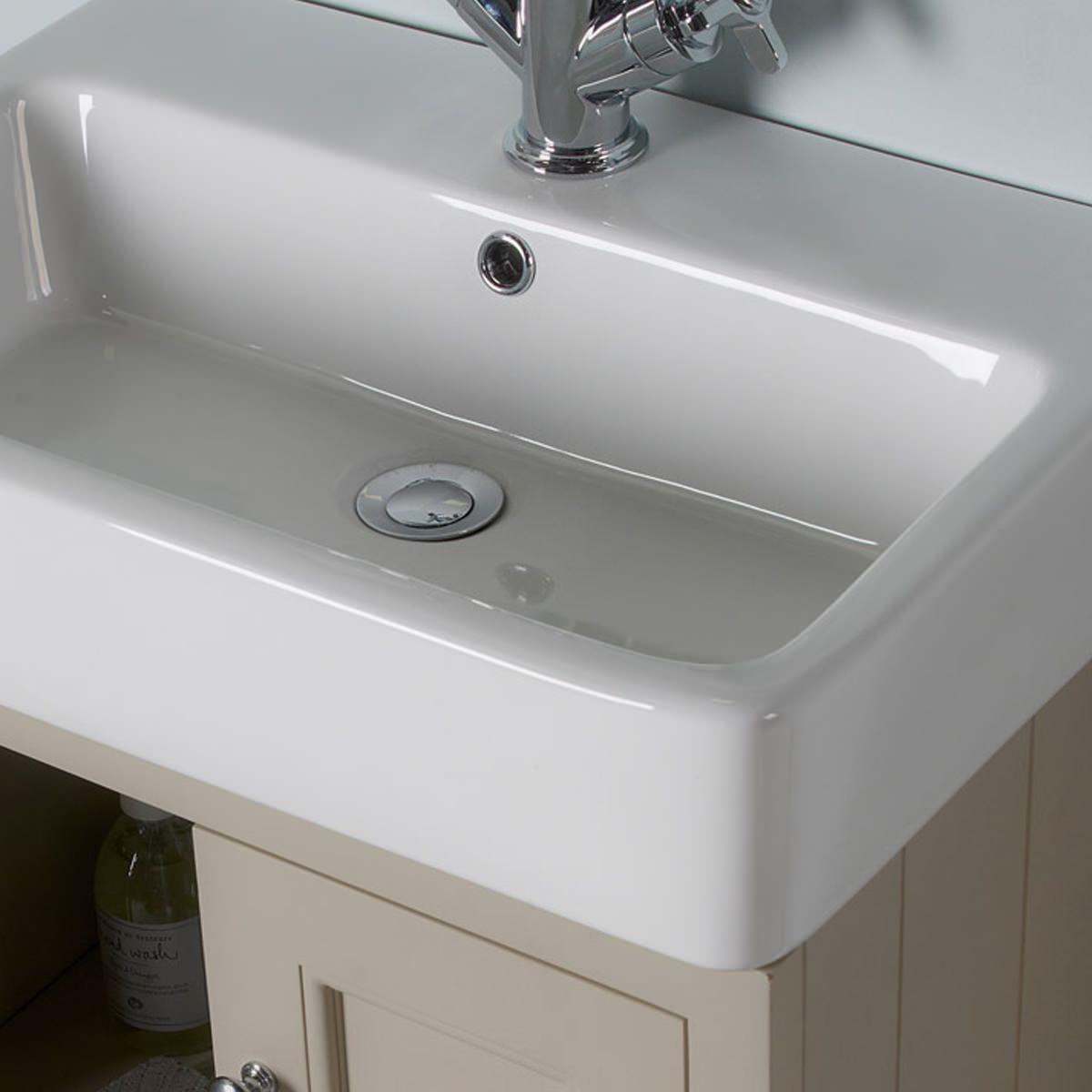 Roper Rhodes Hampton 420mm Cloakroom Countertop Basin