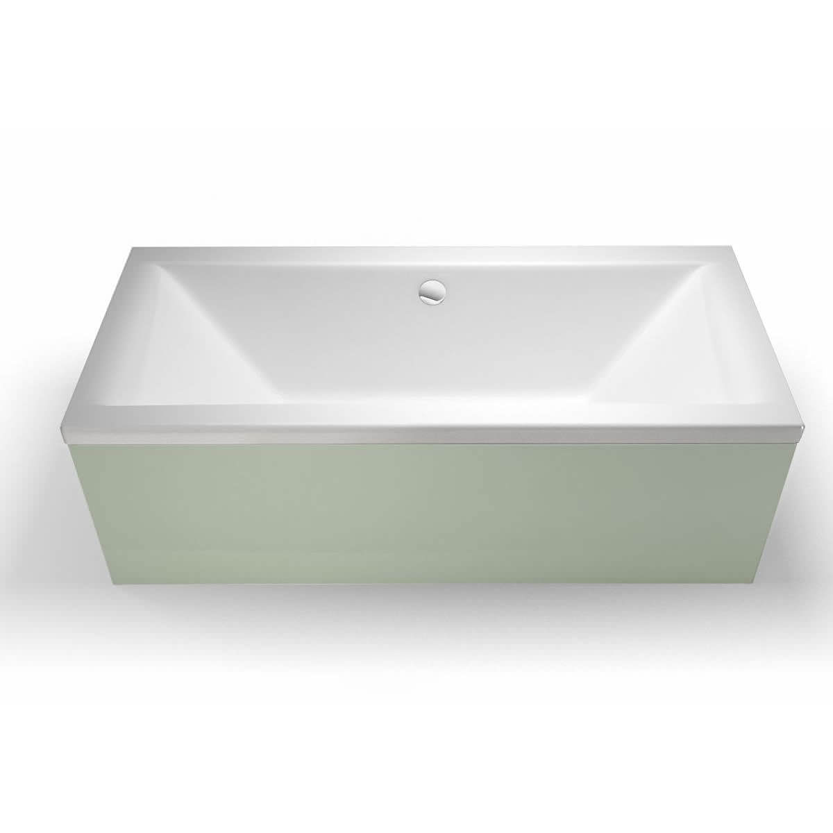 Britton Cleargreen Enviro 1800 x 800mm Double Ended Bath