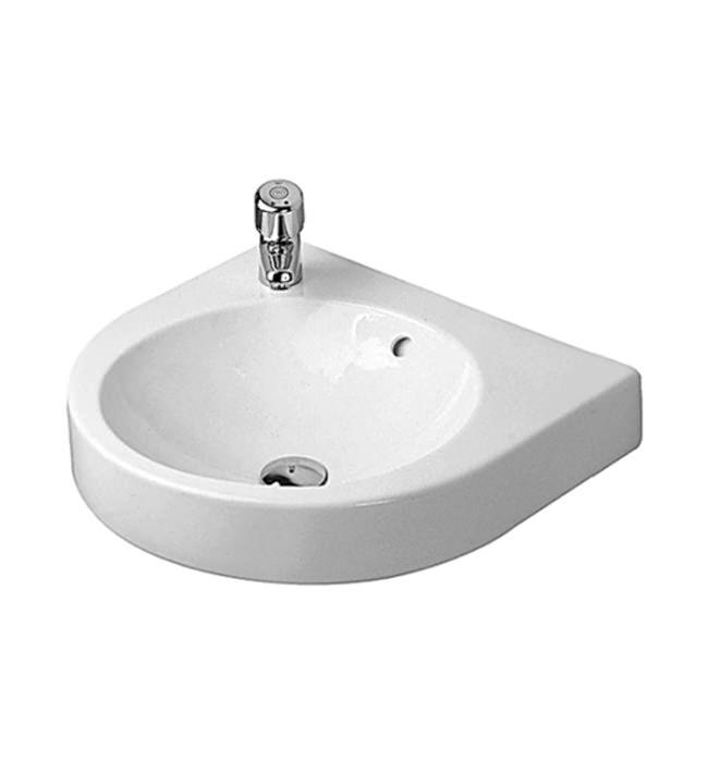 Duravit architec 575mm washbasin with overflow 0450580000 for Duravit architec washbasin