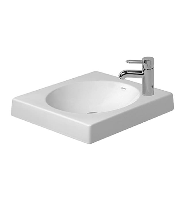 Duravit architec 500mm above counter ground basin for Duravit architec basin