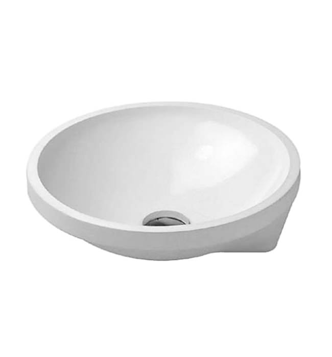 Duravit architec 400mm undercounter vanity basin for Duravit architec basin