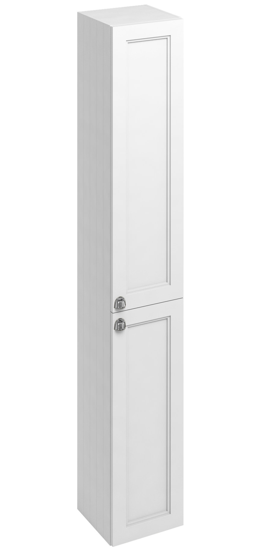 Burlington 300mm double door tall base unit for 300mm tall kitchen unit