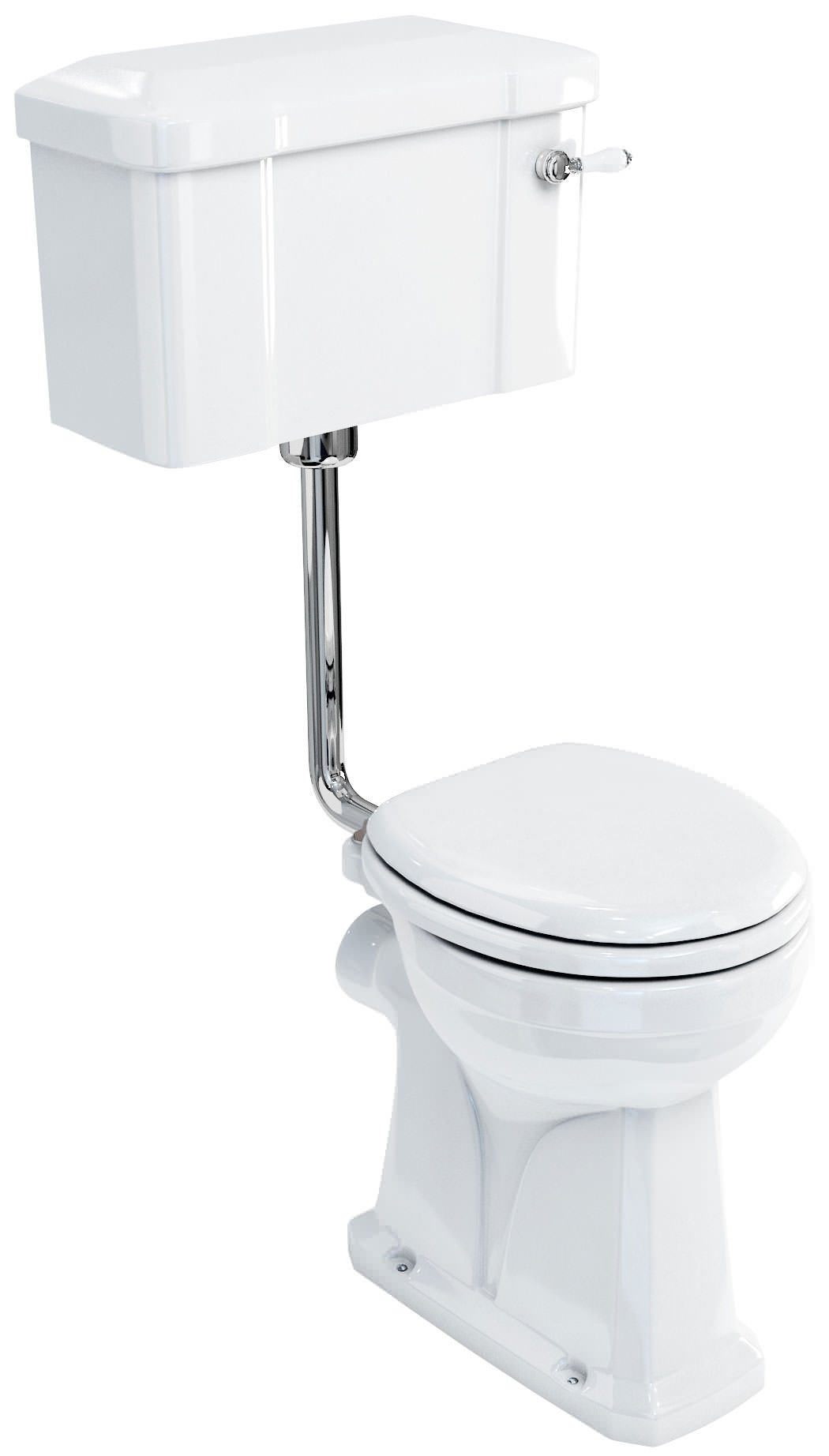 Low Level Toilts | Victorial Style | AQVA Bathrooms