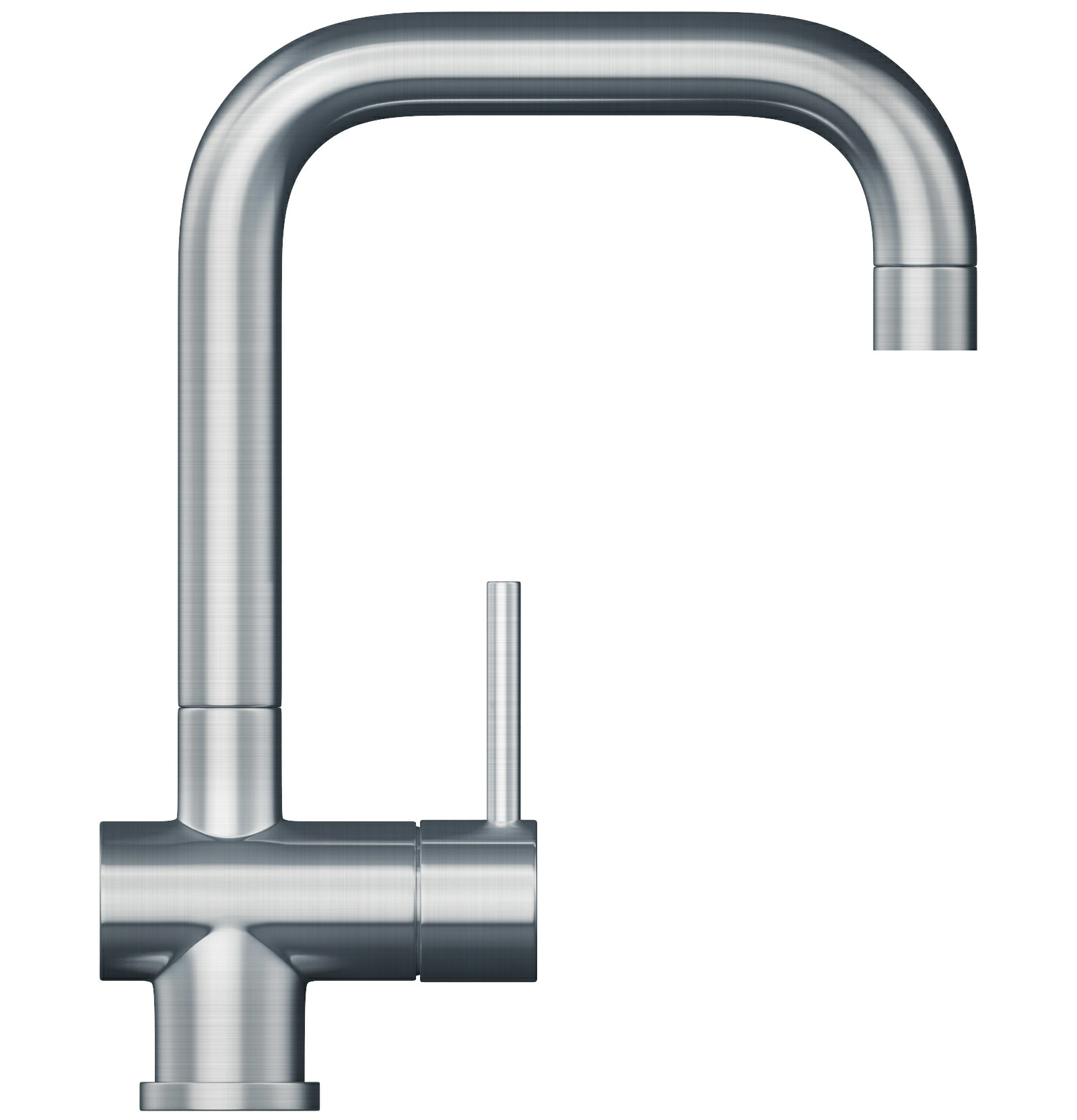 Franke Kitchen Mixer : Franke Nyon Stainless Steel Kitchen Sink Mixer Tap