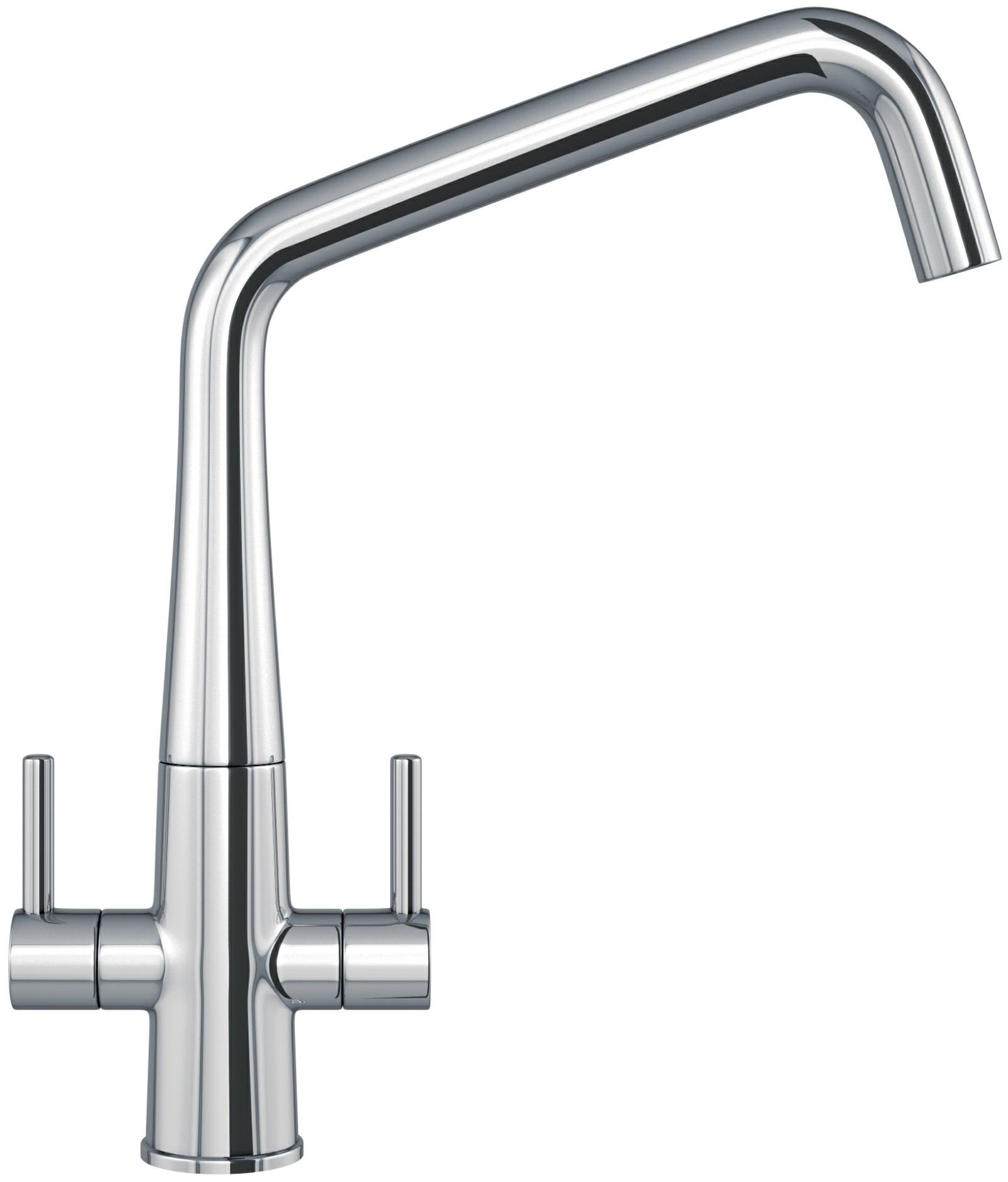 Cristallo Chrome Kitchen Sink Mixer Tap