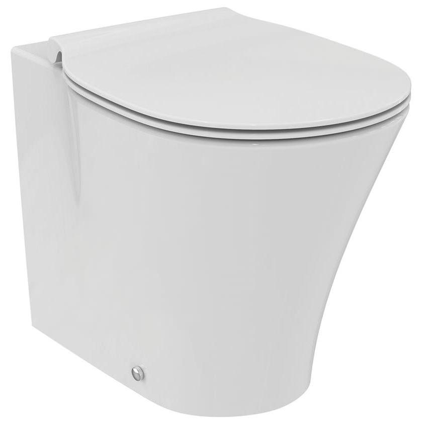 ideal standard concept air aquablade back to wall wc pan 550mm. Black Bedroom Furniture Sets. Home Design Ideas