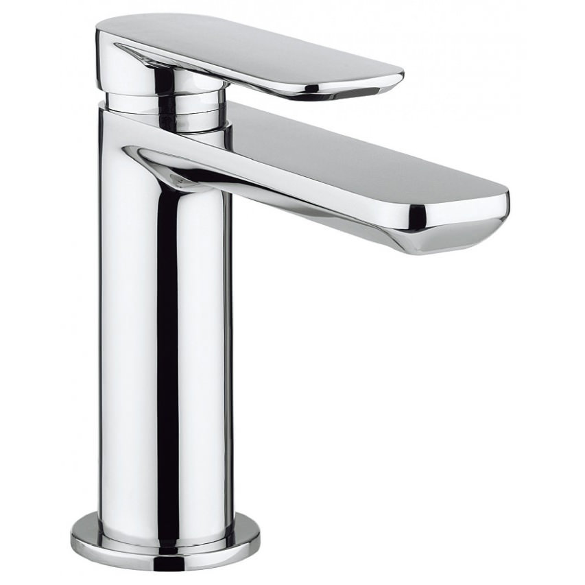 crosswater pier monobloc basin mixer tap. Black Bedroom Furniture Sets. Home Design Ideas