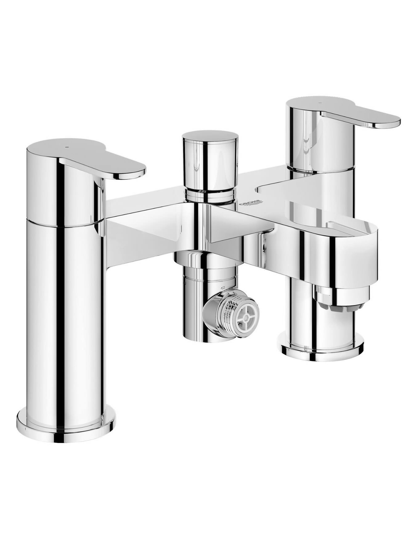 Grohe Eurostyle Cosmo Two Handled Bath Shower Mixer Tap