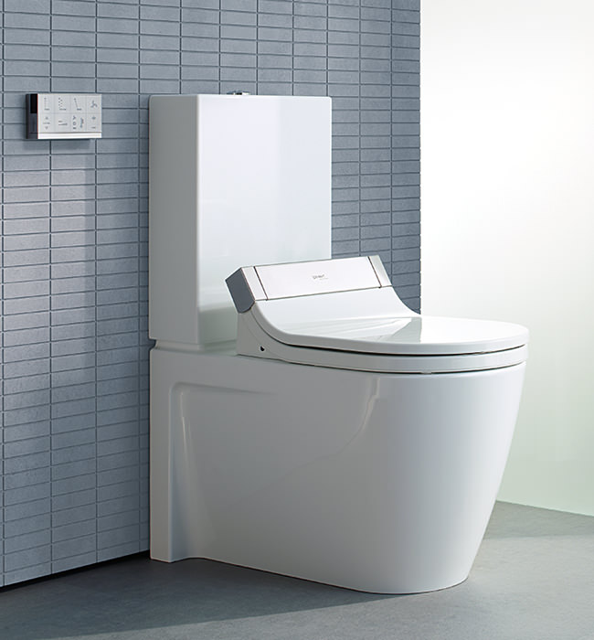 Duravit Starck 3 Close Coupled Toilet With Cistern And