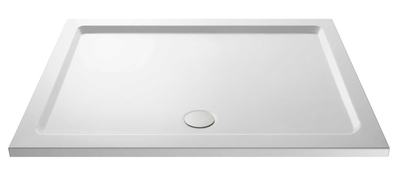 Beo Hydrastone 1400 x 800mm Rectangular Shower Tray