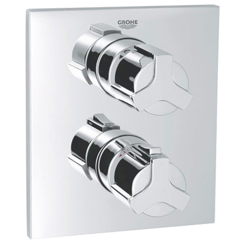 Grohe Spa Allure Concealed Thermostat Bath Shower Mixer Valve