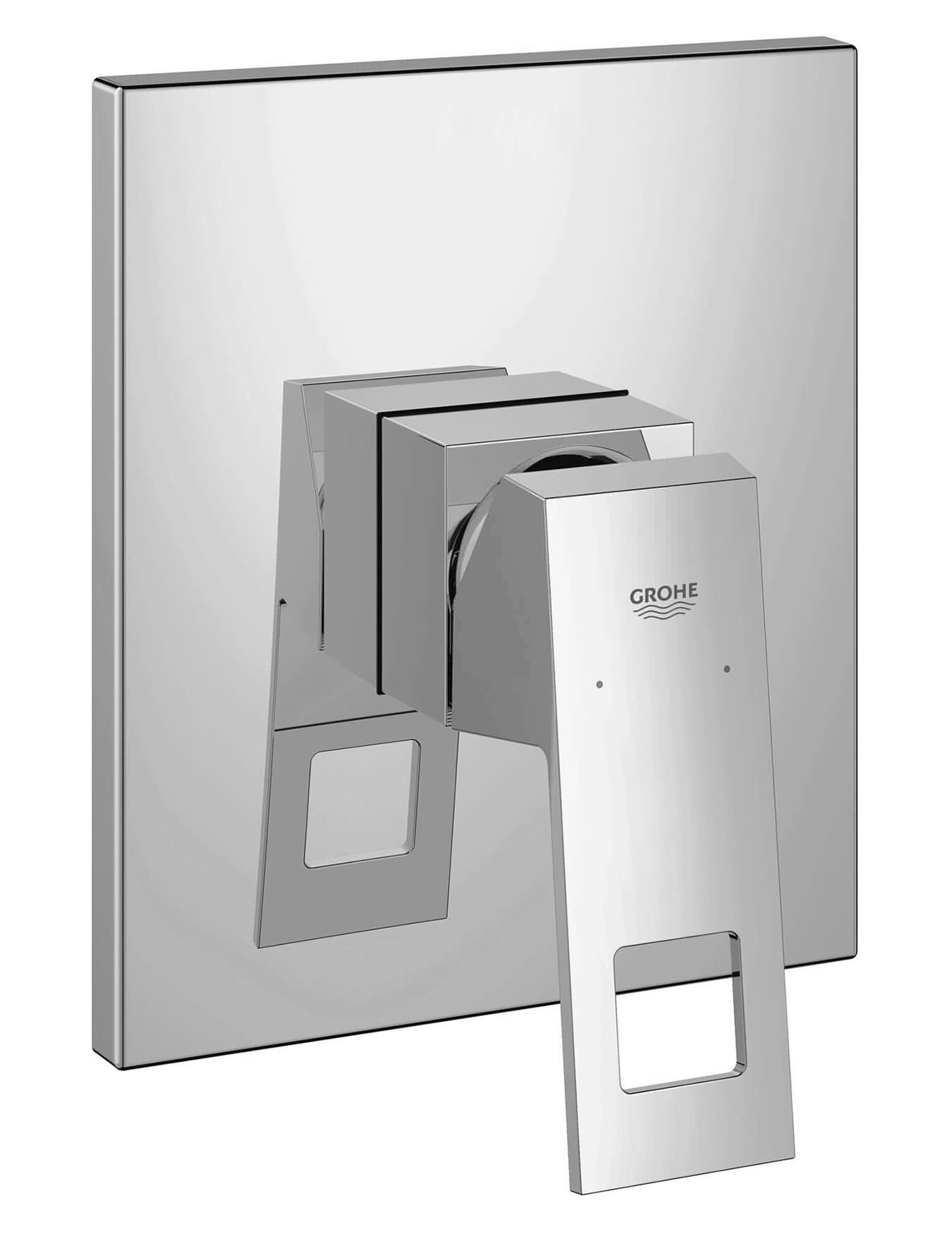 grohe shower mixer installation manual