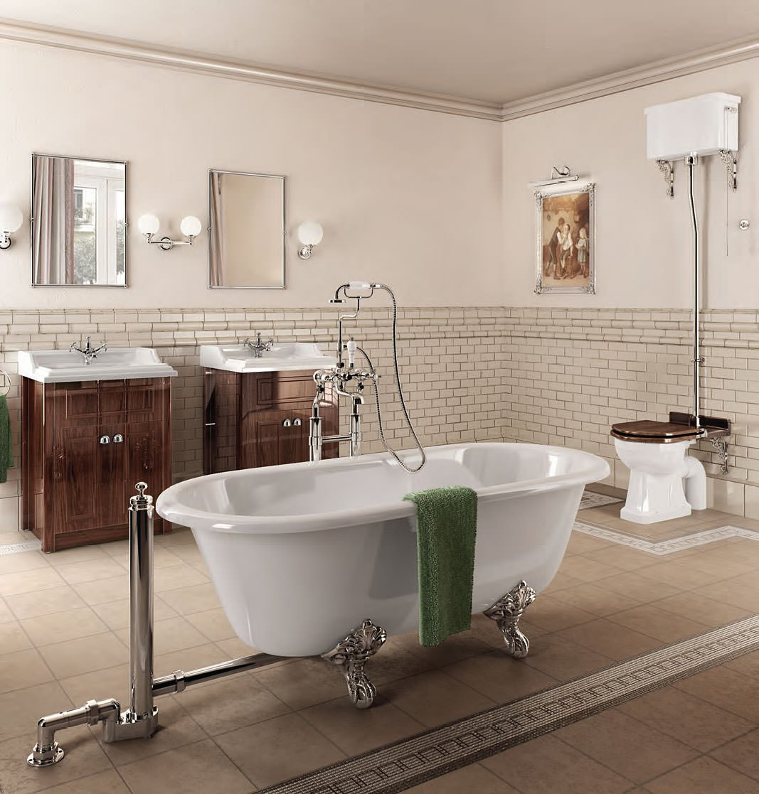 Burlington Classic Bathroom Suite