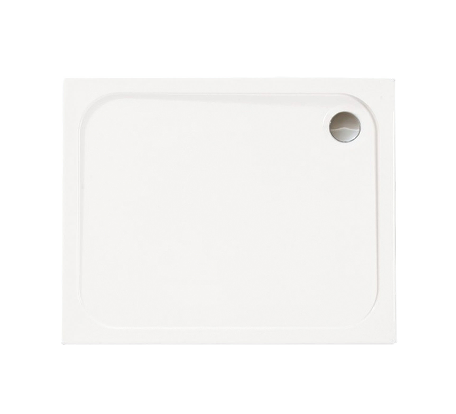 Merlyn Mstone Rectangular Shower Tray with waste 1500 x 800mm