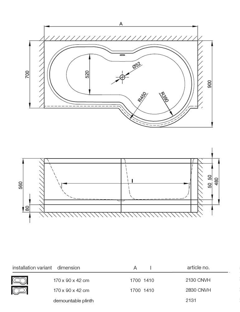 bette cora comfort niche super steel shower bath 1700 x bette cora ronda super steel shower bath 1700 x 900mm